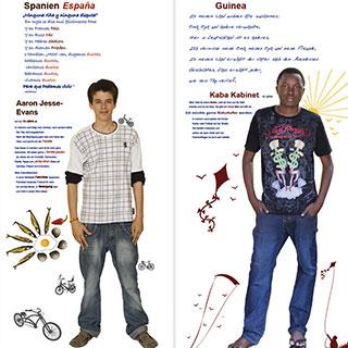 Aaron Jesse Evans und Kaba Kabinet