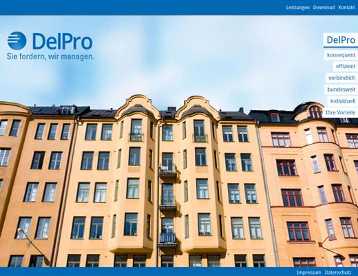 Startseite DelPro